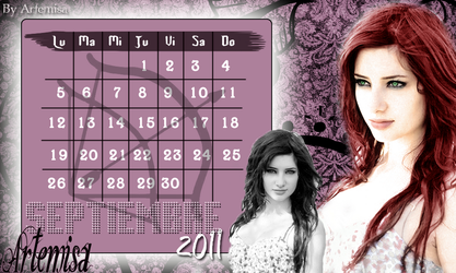 Calendario de Artemisa by Dark-Hunter-Spain
