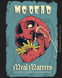 Mc Dead tees by KGArtDesign