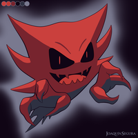 Hellish Haunter by UDRedBlaze