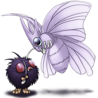 Venonat and evo