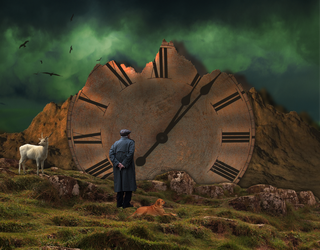 The Timekeeper by L-inda