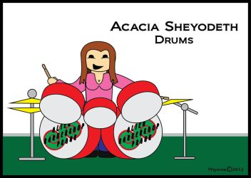 Band Member: Acacia by Phyonix