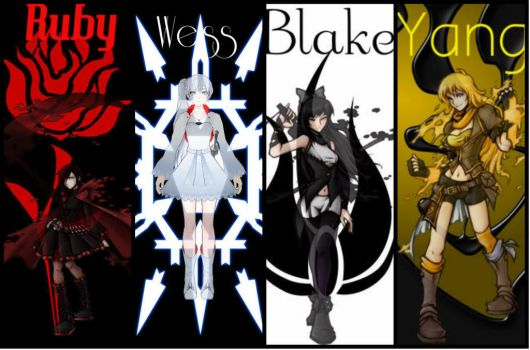 Rwby Pic by GogglesTheChill1219