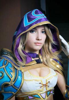 Jaina's portrait by Narga-Lifestream