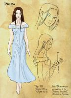Prima character page by thenumber42