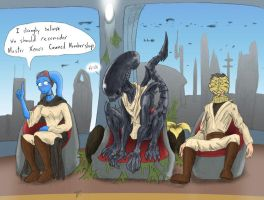 What if, part 2. Colored by darth-biomech