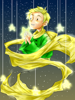 The Little Prince by chuu-art