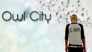 Owl City Wallpaper by AzianxPersuasion