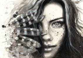 Freckly by TanyaShatseva