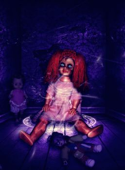 The Haunting by ConnieLynnArt