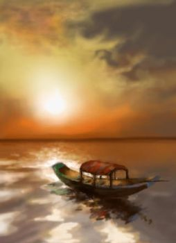 painted on iphone 2 by anastasky