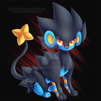 Luxray  [c] by Seoxys6