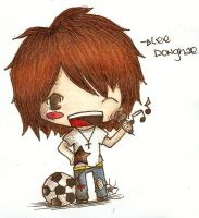 Donghae- Super Junior by candyfus