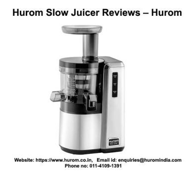Hurom Slow Juicer Female Daily : huromjuicer DeviantArt