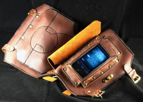 Communications Bracer: Production Model by TormentedArtifacts
