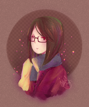 Self Drawing by isparklehearts