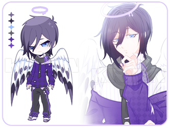 [AUCTION CLOSE]MALE CHARACTER_02 by krianart