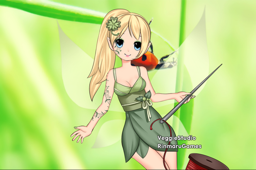 Lily Bell Fairy by allyvania88