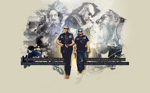 Sons of Anarchy - Graphic by DesiraeSalazar