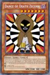 Dance of Death Zecora (MLP): Yu-Gi-Oh! Card by PopPixieRex