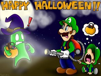 Happy Halloween 2013!!! by BoxBird