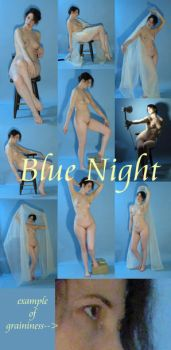Blue Night pack by lockstock