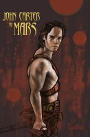 John Carter of Mars by Spacepuppet
