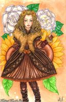 The Hobbit Goes Lolita Fili by Mirubefu