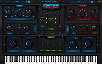 Urban Redline VST Synth by vStyler