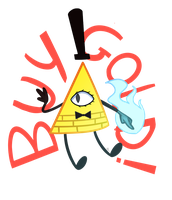 Bill Cipher by Phytias