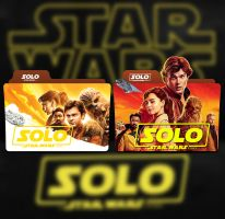 Solo a star wars storY FOLDER ICON by Andreas86
