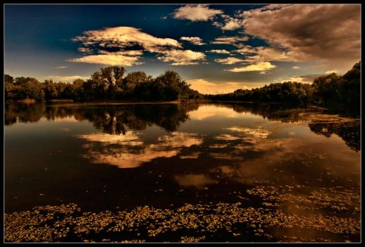 Reflections Of The Fall by AstralWind