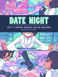 DATE NIGHT: 27 page paycomic by Cavitees