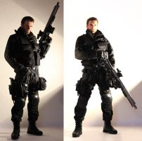 Universal Soldier STOCK by PhelanDavion