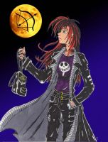 Acheron Dark-Hunter Moon by DOOMKITTY1982