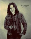 Rory Gallagher by SoundEater
