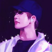 Taehyung by cactusshi