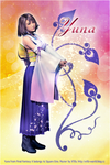 Yuna The Summoner Poster by ladylucienne