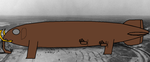 The Giant Titanic Mammoth by iamnater1225