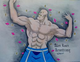 Armstrong by Harvet