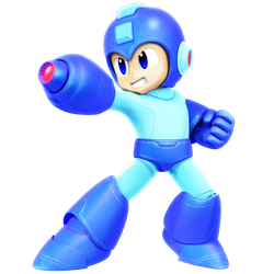 Mega Man the Blue Bomber by JaysonJeanChannel