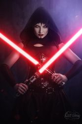 The Force is Strong with this one by la-esmeralda
