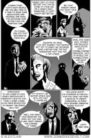 Zombie Roosevelt Comic by Alex-Claw
