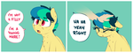 Silly filly by ShinodaGE