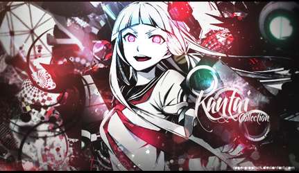 Sign Kantai Collection by RogerGraphics