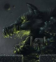 the hound by ademh