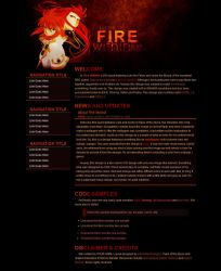 [premade] Let the Fire Within Burn Free by megaling
