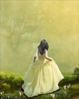 The Bride Of Spring by MelissaGriffin