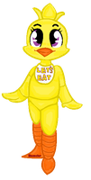Chica The Chick by TheShemcler