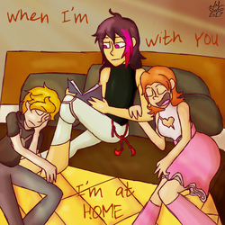 Home by AngelAndChangeling